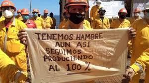 Alimentos perecederos infecta a 130 trabajadores de Pemex en Ciudad del Carmen (Campeche)