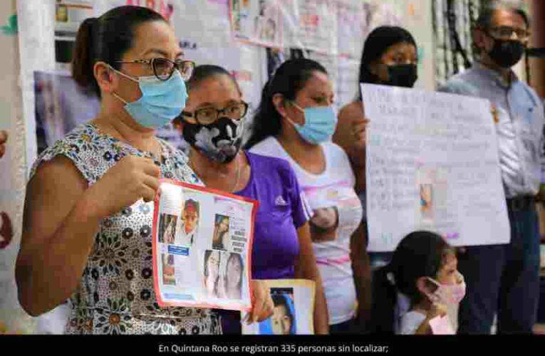 Familiares de desaparecidos crean colectivo de búsqueda de personas en Quintana Roo