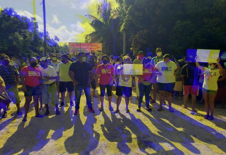 Habitantes de Sisal exigen revocación de Pueblo Mágico (Yucatán)