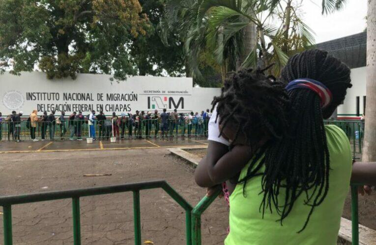 Organizaciones denuncian tortura a personas migrantes y refugiadas en estación de Chiapas
