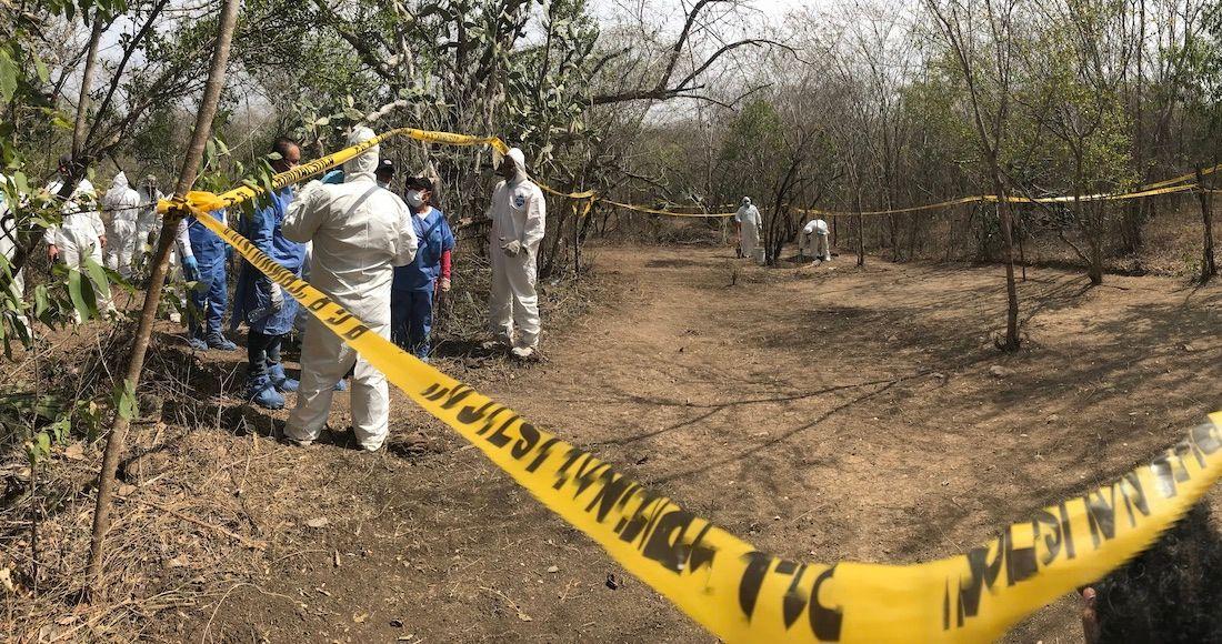 Colectivos de familias han localizado 57 cementerios clandestinos en Tamaulipas