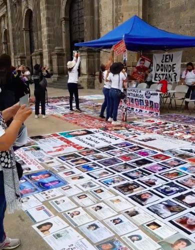 Comisión de Búsqueda recibió 11 MDP pero colectivos buscan a sus familiares con recursos propios (Colima)