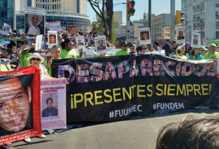 RESPONDEN MADRES DE DESAPARECIDOS: UNA DISCULPA NO BASTA (Tamaulipas)