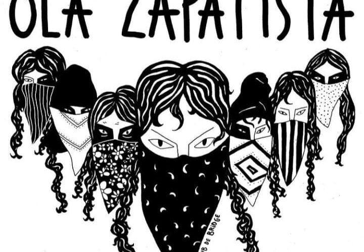 Travesía por la Vida: Colectivos realizan en París la primera asamblea popular en espera de recibir al EZLN (VIDEO)