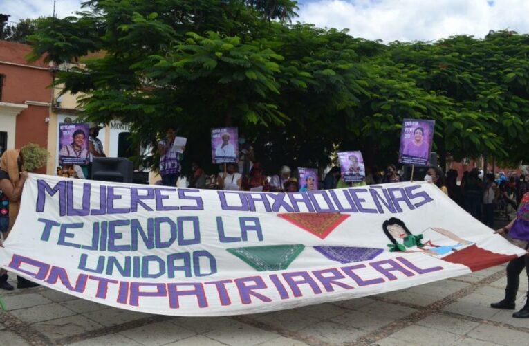 Con Marcha de las Cacerolas, mujeres demandan igualdad y seguridad en Oaxaca