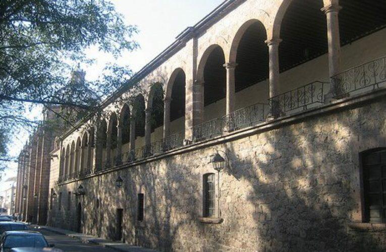 En situación precaria, archivo histórico del Conservatorio (Michoacán)