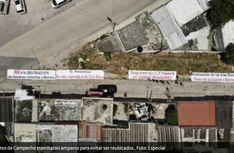 Habitantes de Campeche derrotan al Fonatur y lo obligan a cambiar trazo del Tren Maya