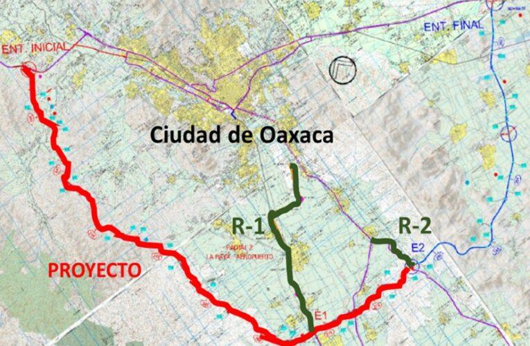 Pobladores de Reyes Mantecón dicen no al Libramiento Sur de Oaxaca