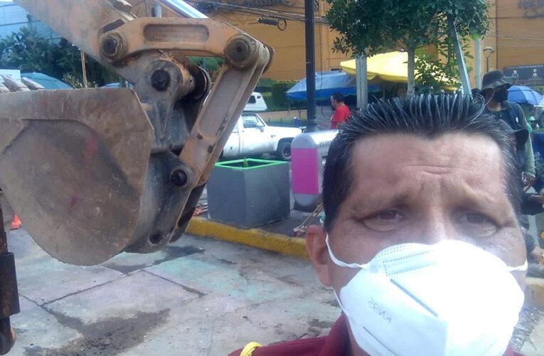 Por protestar contra Mítikah, detienen a activista de Xoco (Ciudad de México)