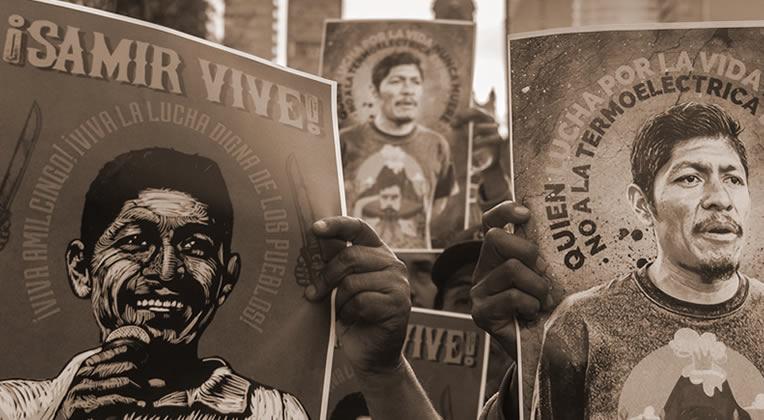Asesinatos de personas defensoras en México evidencian crisis política (Oaxaca)