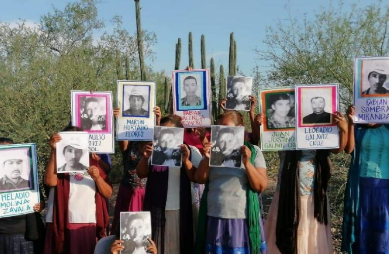 ¿Dónde están los Yaquis desaparecidos de Loma de Bácum? A 30 días del hecho, no hay respuestas