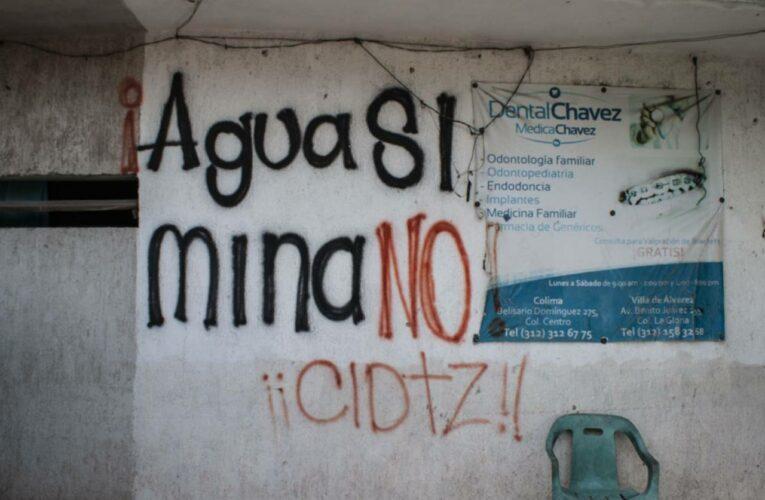 Zacualpan dice No a la minería, pero autoridades estatales desconocen sus derechos indígenas (Colima)