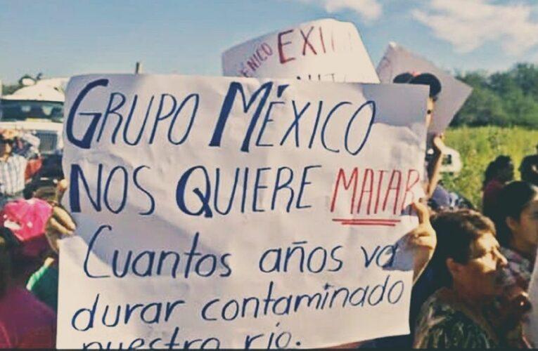 """Grupo México se define """"sustentable"""". Y va sembrando tragedias ambientales (Sonora)"""