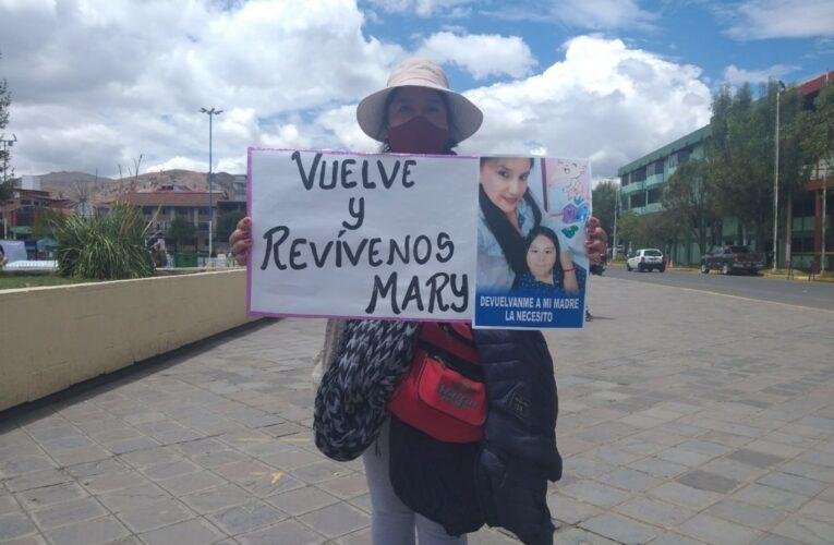 """""""Lo único que queremos es que nos digan dónde está Mary Lucero"""", peruana desaparecida en Jalisco"""