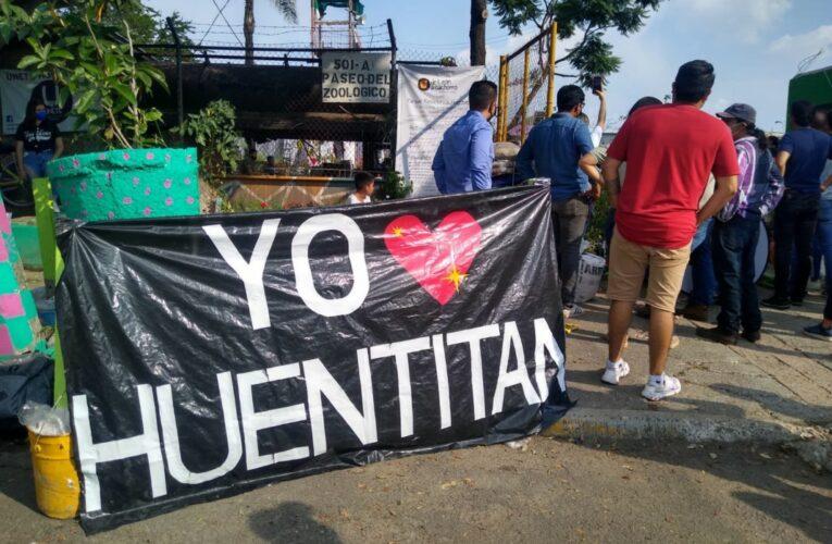 Parque Resistencia Huentitán: La lucha no termina (Jalisco)