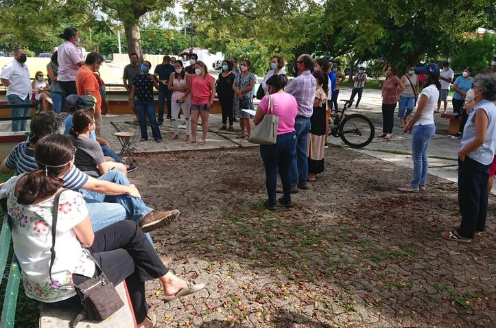 Se oponen al estadio (Yucatán)