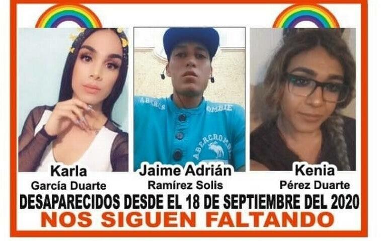 A un año de la desaparición de Kenia y Karla piden a autoridades más apertura (Jalisco)