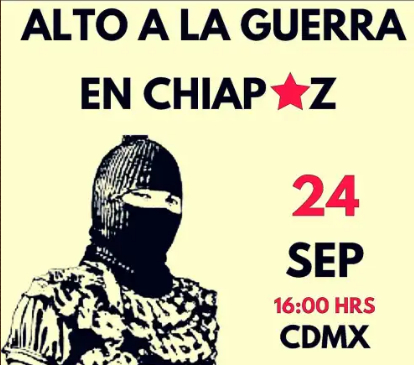 Acciones dislocadas para exigir el alto a la guerra paramilitar en diversas ciudades del país