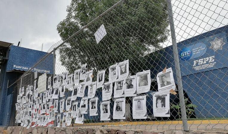 """Piden a autoridades revertir """"la grave situación de desapariciones"""" en Guanajuato"""