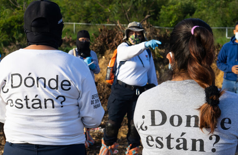 La desaparición de Claudia Uruchurtu: un iceberg que emerge en Oaxaca