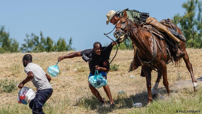 """Dimite enviado especial de EE.UU. a Haití por """"trato inhumano"""" a inmigrantes"""