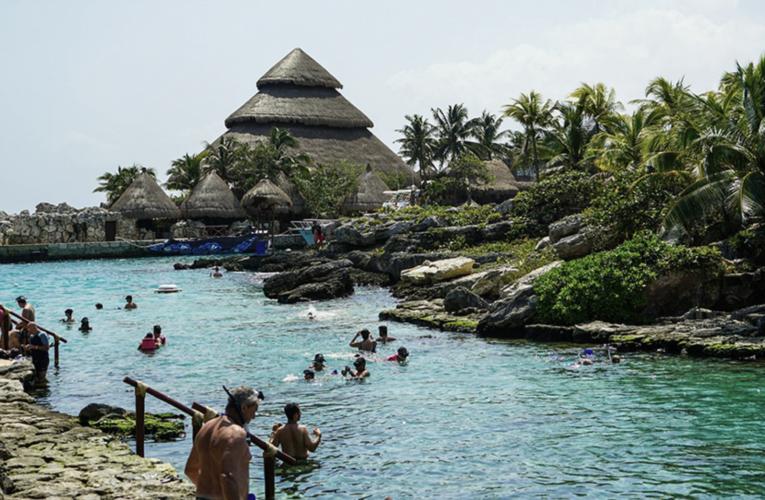 Xcaret, con un negro historial ambiental (Quintana Roo)