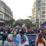 Realizan la décima marcha lésbica feminista en GDL (Jalisco)